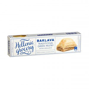 traditional greek sweet pastry baklava