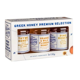 greek honey premium selection collection set
