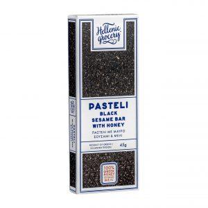 pasteli black sesame honey