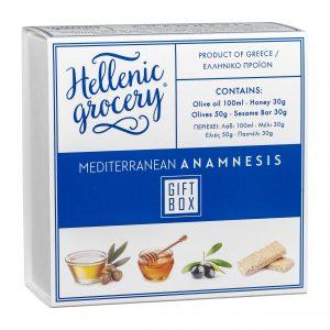 Mediterranean Anamnesis gift box set collection selection miniatures