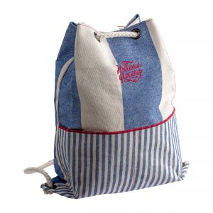 duffle bag Hellenic Grocery handbag