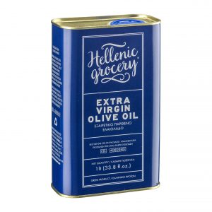 extra virgin olive oil blue tin big
