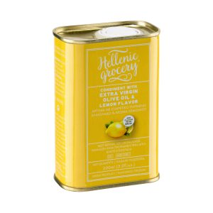 Condiment with Extra Virgin Olive Oil & Lemon Flavor