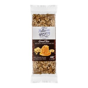 Cereal Bar with Greek honey
